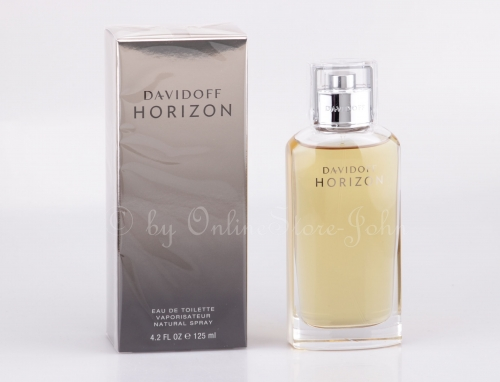 Davidoff - Horizon - 125ml EDT Eau de Toilette