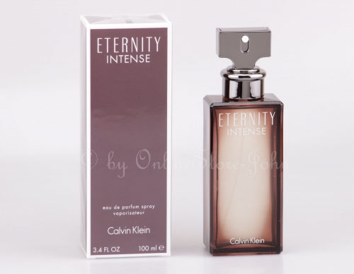 Calvin Klein - Eternity for Woman Intense - 100ml EDP Eau de Parfum