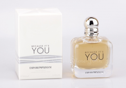 Emporio Armani - Because it's you - 100ml EDP Eau de Parfum
