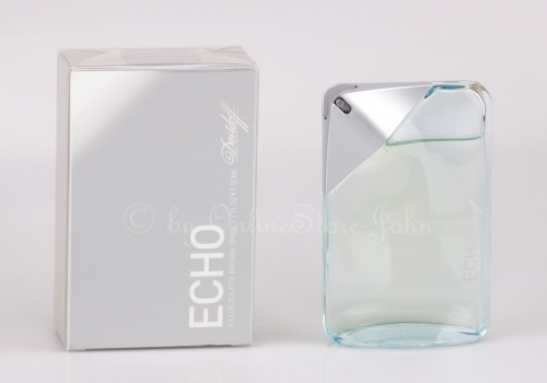 Davidoff - Echo for Man - 50ml EDT Eau de Toilette