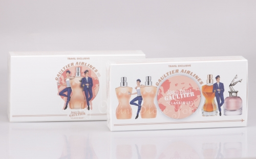 Jean Paul Gaultier - Classique - Mini Travel Edition - EDT + EDP + Scandal
