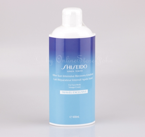 SHISEIDO - After Sun - Intensive Recovery Emulsion 400ml
