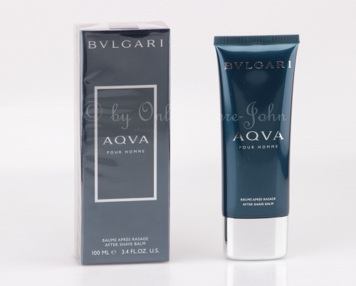 Bvlgari - Aqva pour Homme - 100ml After Shave Balm