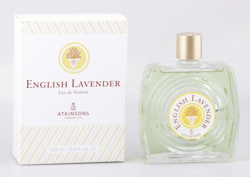 Atkinsons - English Lavender - 320ml EDT Eau de Toilette