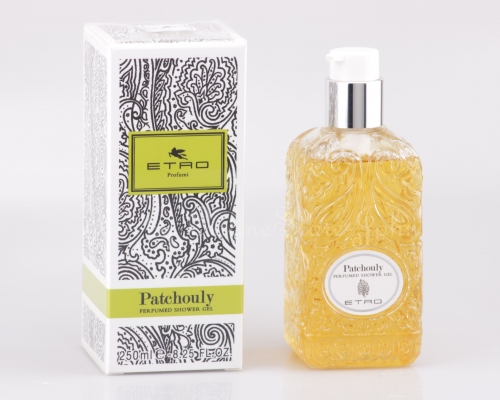 ETRO Profumi - Patchouly - 250ml perfumed Shower Gel