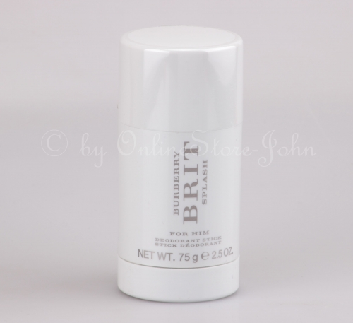 Burberry - Brit Splash for Him - 75gr Deodorant Stick - Deostick