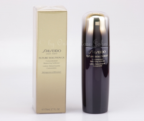 SHISEIDO - Future Solution LX Concentrated Balancing Softener 170ml