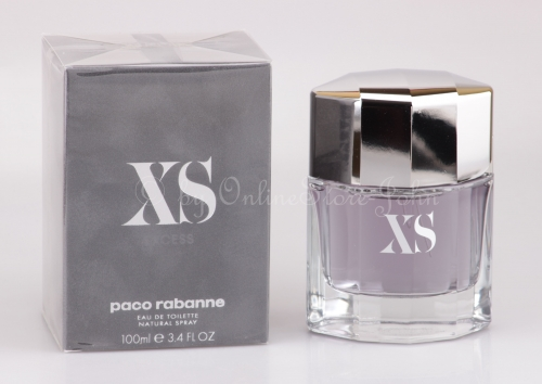 Paco Rabanne - XS - Excess - 100ml EDT Eau de Toilette