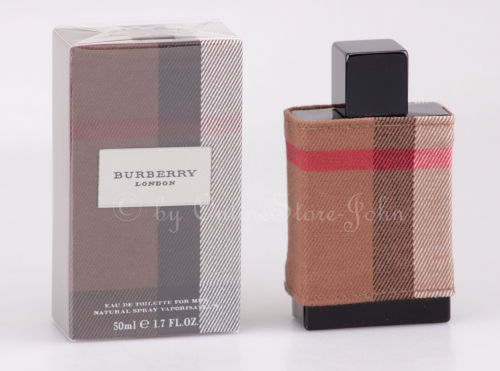 Burberry - London for Men - 50ml EDT Eau de Toilette