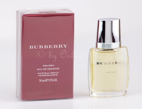 Burberry - for Men Classic - 30ml EDT Eau de Toilette