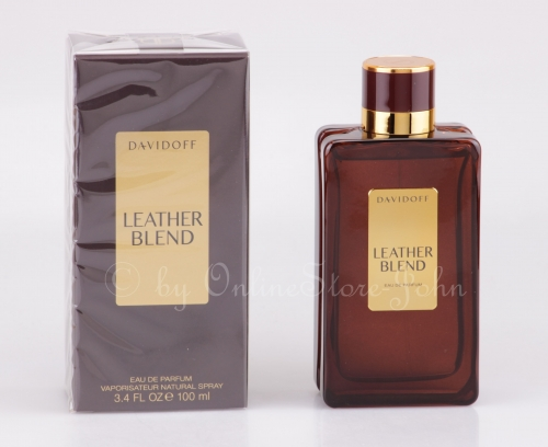 Davidoff - Leather Blend - 100ml EDP Eau de Parfum