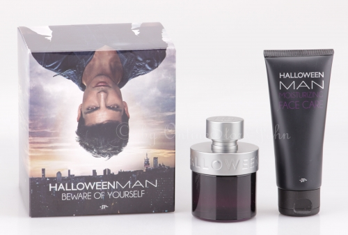 Jesus del Pozo - Halloween Man Set - 75ml EDT Eau de Toilette + 100ml Face Care