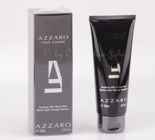 Azzaro - pour Homme - 100ml Soothing After Shave Balsam