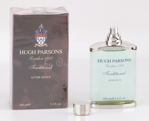 Hugh Parsons - Traditional - 100ml After Shave Spray
