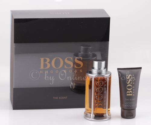 Hugo Boss - The Scent Set - 200ml EDT + 75ml After Shave Balm