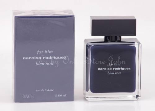 Narciso Rodriguez - Bleu Noir for Him - 100ml EDT Eau de Toilette
