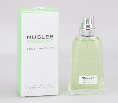 Thierry Mugler - Cologne - Come Together - 100ml EDT Eau de Toilette