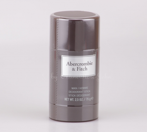 Abercrombie & Fitch - First Instinct Man / Homme - 75ml Deo Stick - Deodorant