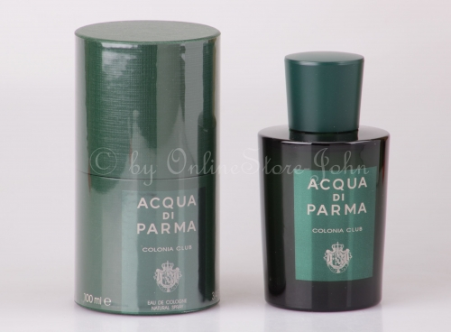 Acqua di Parma - Colonia Club - 100ml EDC - Eau de Cologne Spray