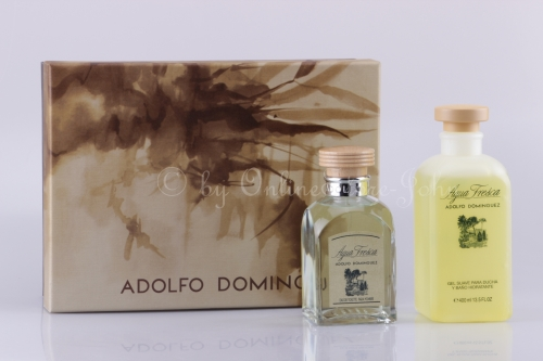 Adolfo Dominguez - Agua Fresca Set - 230ml EDT + 400ml Showergel