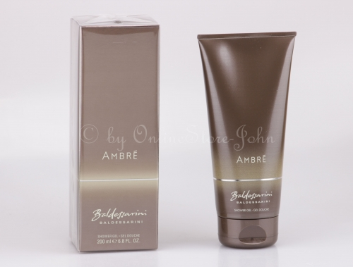 Baldessarini - Ambre - 200ml Shower Gel