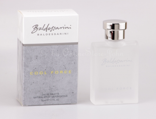 Baldessarini - Cool Force - 50ml EDT Eau de Toilette
