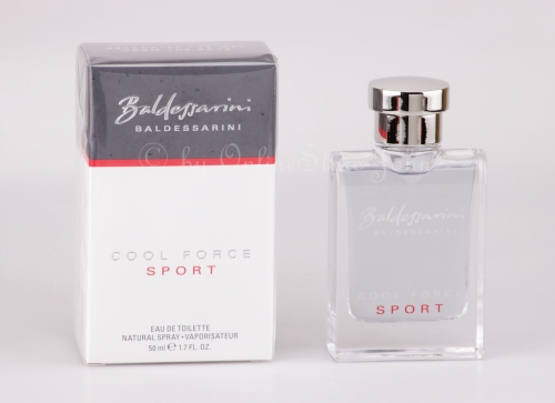 Baldessarini - Cool Force Sport - 50ml EDT Eau de Toilette