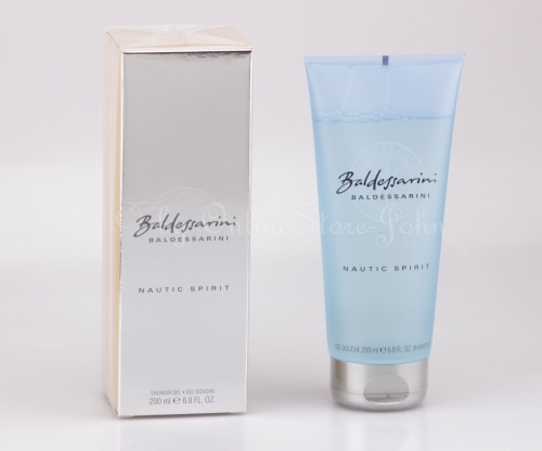Baldessarini - Nautic Spirit - 200ml Shower Gel