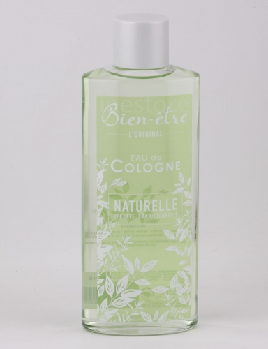 Bien-etre - L'Original - Eau de Cologne Naturelle - 500ml EDC Splash-Bottle