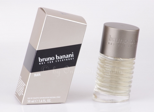 Bruno Banani - Man / Men - 50ml  EDT - Not for Everybody