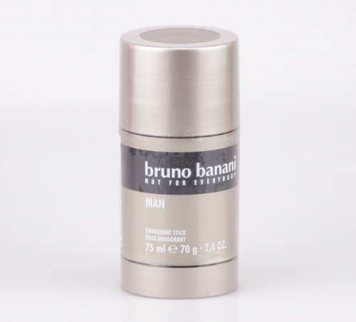 Bruno Banani - Man / Men - 75ml Deostick / Deodorant - Not for Everybody