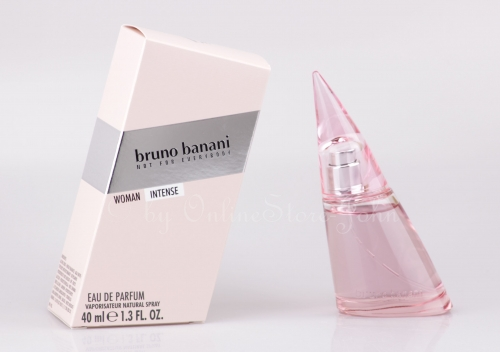 Bruno Banani - Woman Intense - 40ml EDP Eau de Parfum - Not for Everybody
