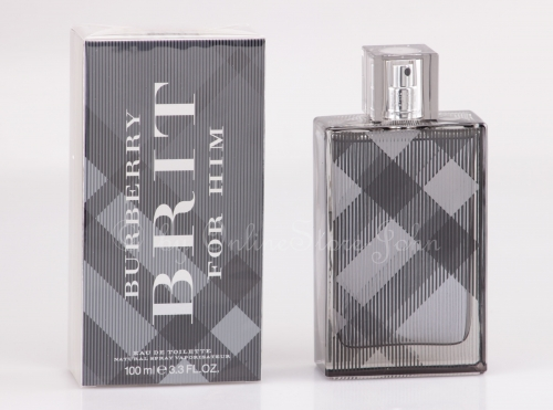 Burberry - Brit for Him - 100ml EDT Eau de Toilette