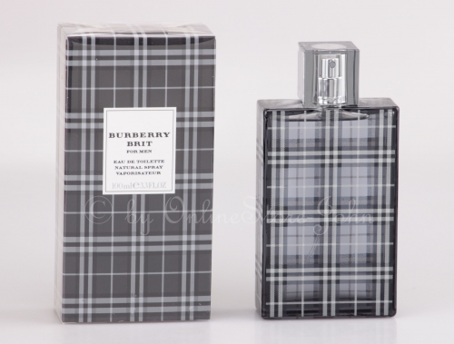Burberry - Brit for Men - 100ml EDT Eau de Toilette