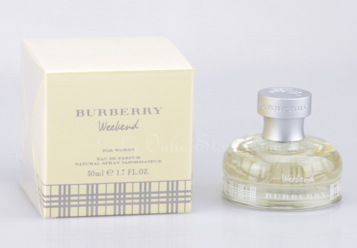 Burberry - Weekend for Woman - 50ml EDP Eau de Parfum