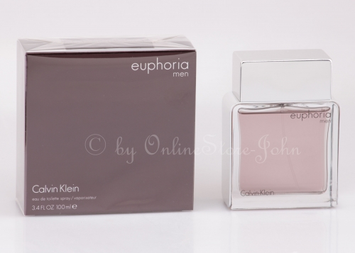 Calvin Klein - Euphoria Men - 100ml EDT Eau de Toilette