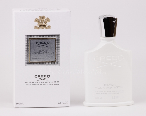 Creed - Silver Mountain Water - 100ml EDP Eau de Parfum
