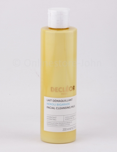 Decleor - Neroli Bigarade - Facial Cleansing Milk - 200ml Reinigungsmilch