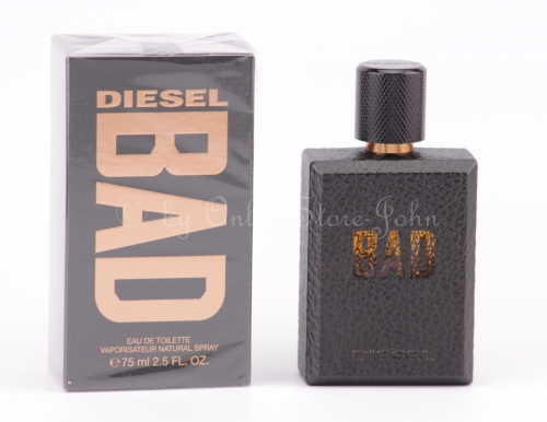 Diesel - Bad - 75ml EDT Eau de Toilette