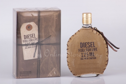 Diesel - Fuel for Life pour Homme - 125ml EDT Eau de Toilette