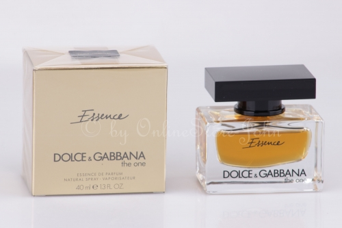 Dolce & Gabbana - The One Essence - 40ml EDP Eau de Parfum