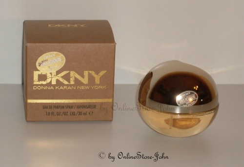 Donna Karan - DKNY - Golden Delicious - 30ml EDP Eau de Parfum - ohne Folie