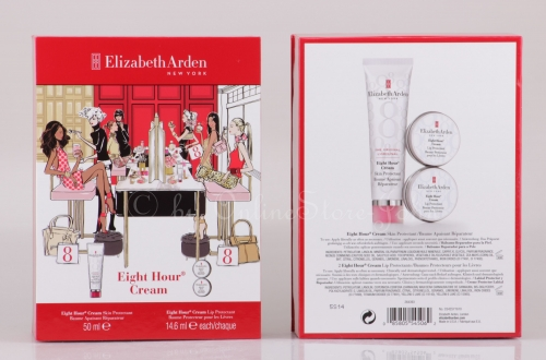 Elizabeth Arden - Eight  Hour Cream - Plege- / Geschenk-Set - 3-teilig