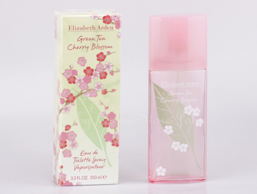 Elizabeth Arden - Green Tea Cherry Blossom - 100ml EDT Eau de Toilette