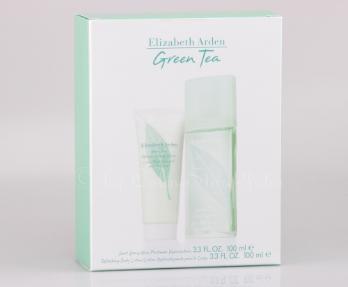 Elizabeth Arden - Green Tea Set - 100ml Eau Parfumee + 100ml Body Lotion