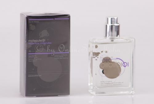 Escentric Molecules - Molecule 01 - 30ml EDT Eau de Toilette