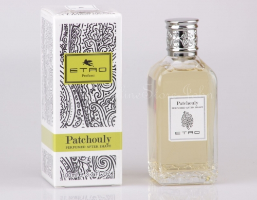 Etro - Patchouly - 100ml perfumed After Shave