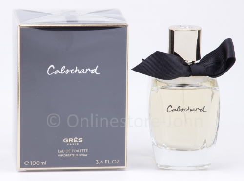 GRES - Cabochard 2019 - 100ml EDT Eau de Toilette