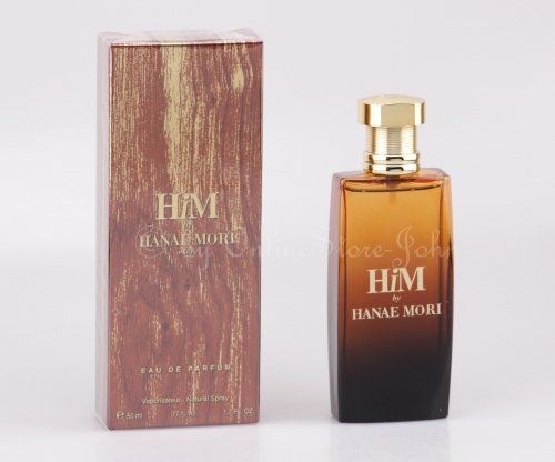 Hanae Mori - Him - 50ml EDP Eau de Parfum Men