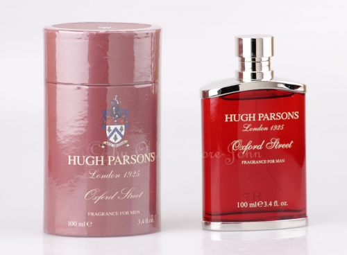 Hugh Parsons - Oxford Street - 100ml EDP  Eau de Parfum